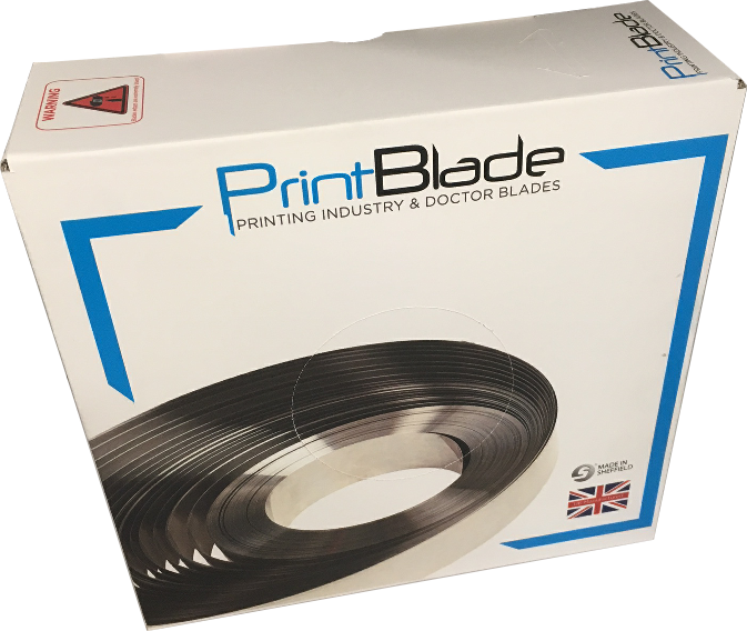 PrintBlade doctor blades are supplied to leading printers worldwide, and have established a reputation for quality and effective service.